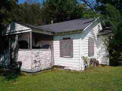 Memphis TN Single Family Home For Sale: $21,100