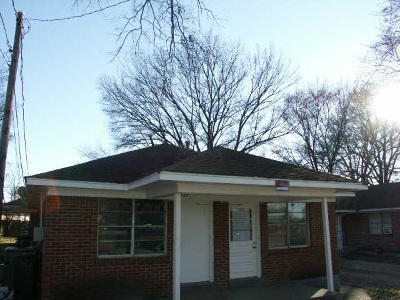 Memphis TN Multi Family Home For Sale: $79,500