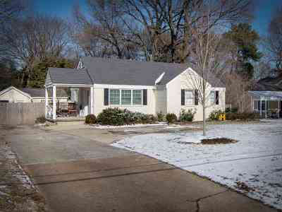 Memphis TN Single Family Home For Sale: $229,500