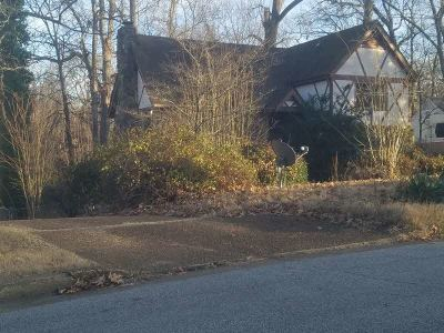 Memphis TN Single Family Home For Sale: $79,900
