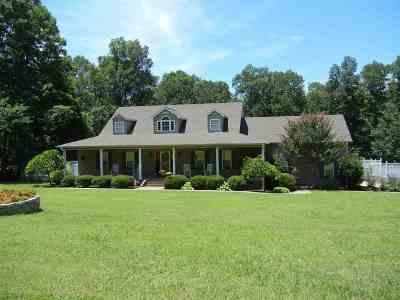 Savannah Single Family Home For Sale: 245 Camp Ground