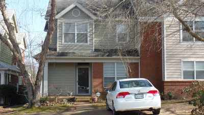 Memphis TN Condo/Townhouse For Sale: $116,500