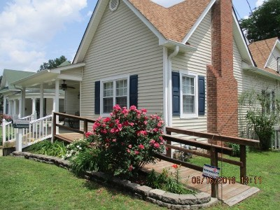 Halls Single Family Home For Sale: 312 S College