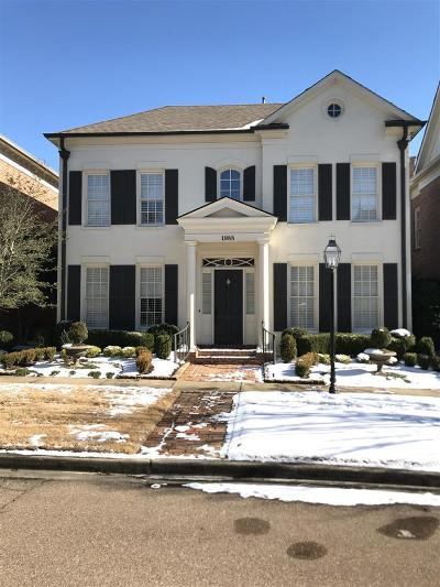 Germantown Single Family Home For Sale: 1988 Arden Walk