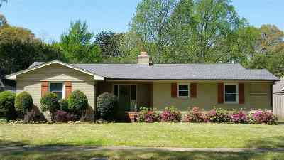 Memphis TN Single Family Home For Sale: $359,000