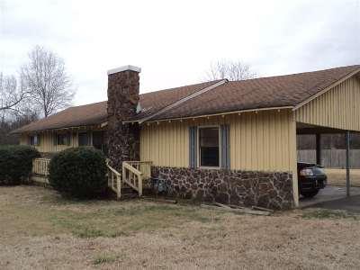 Selmer Single Family Home For Sale: 1159 Poplar