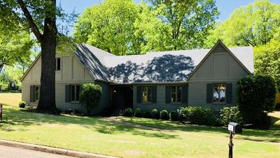 Germantown Single Family Home For Sale: 2349 Kimbrough Woods