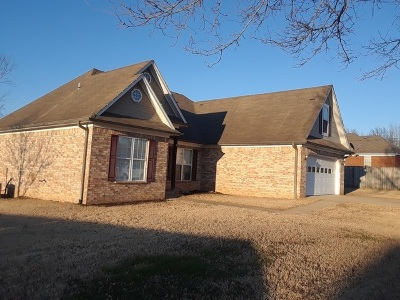 Tipton County Single Family Home For Sale: 35 Wisteria