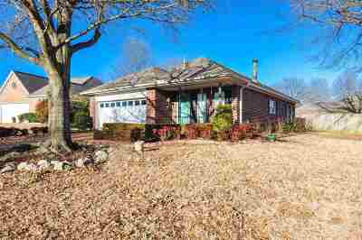 Memphis TN Single Family Home For Sale: $120,000