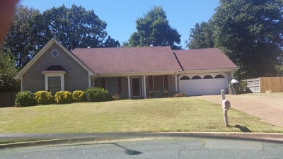 Memphis TN Condo/Townhouse For Sale: $147,500