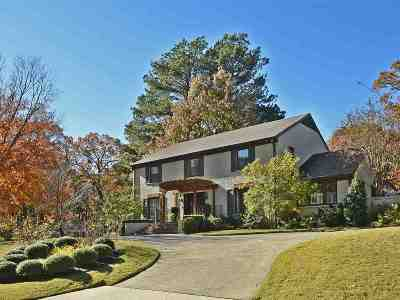 Memphis TN Single Family Home For Sale: $595,000