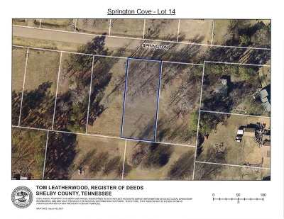 Millington TN Residential Lots & Land For Sale: $40,000