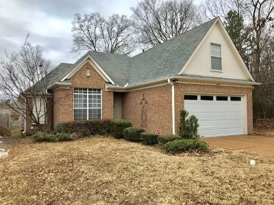 Memphis TN Single Family Home For Sale: $161,000