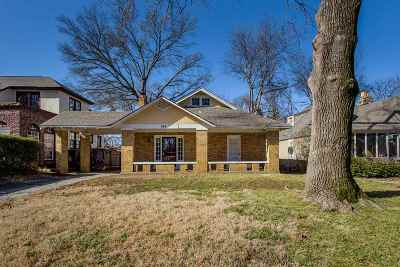 Memphis TN Single Family Home For Sale: $149,000
