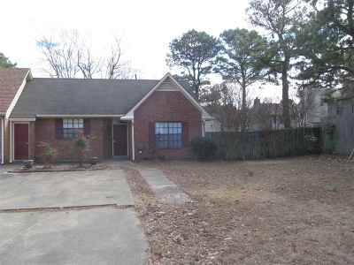 Memphis TN Condo/Townhouse For Sale: $74,900