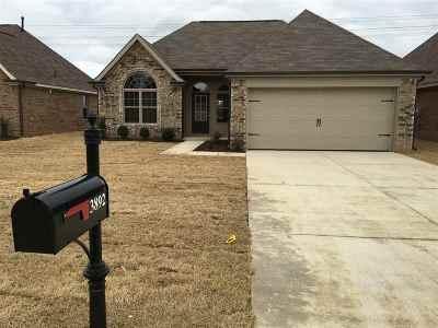 Memphis TN Single Family Home For Sale: $140,250