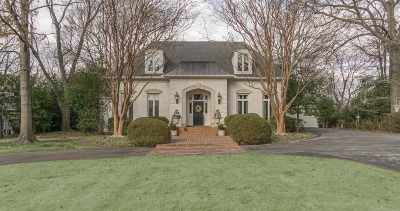 Memphis Single Family Home For Sale: 2806 Lombardy