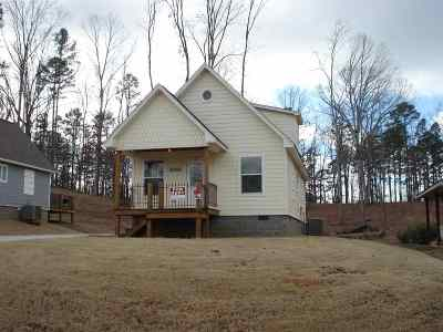 Counce Single Family Home For Sale: 30 Bogey