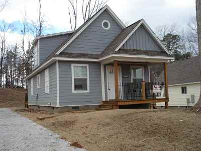Counce Single Family Home For Sale: 40 Bogey