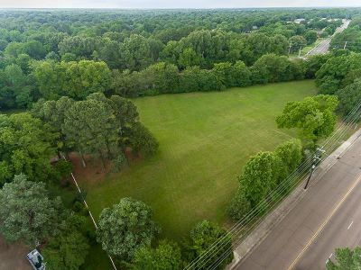 Germantown Residential Lots & Land For Sale: 8125 Poplar