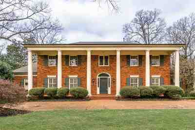 Memphis Single Family Home For Sale: 6530 Kirby Forest