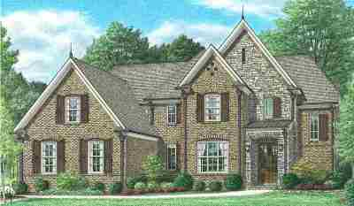 Collierville Single Family Home For Sale: 1306 Grant Park