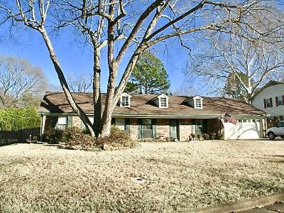 Germantown Single Family Home For Sale: 1456 Tuscany Way