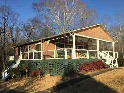 Adamsville Single Family Home For Sale: 3640 Coffee Landing