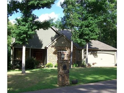 Counce Single Family Home For Sale: 25 Carefree