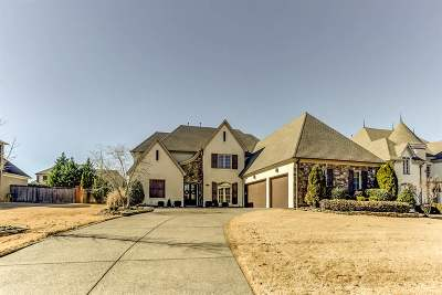 Collierville Single Family Home For Sale: 1271 Brayshore