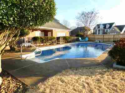 Collierville Single Family Home For Sale: 1405 Asbury