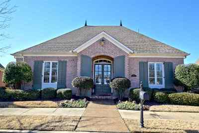 Collierville Single Family Home For Sale: 1881 Laurel