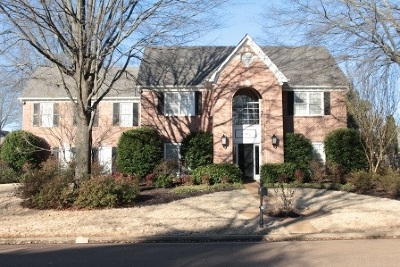 Collierville Single Family Home For Sale: 2385 Linkenholt