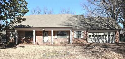 Collierville Single Family Home For Sale: 270 W Lawnwood