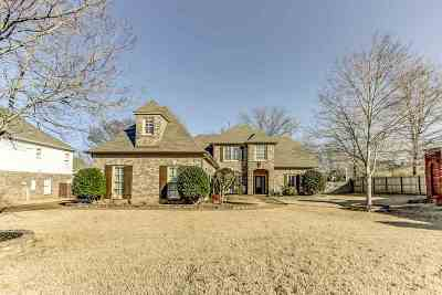 Collierville Single Family Home For Sale: 1462 Grand Cypress
