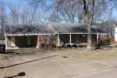 Collierville Single Family Home For Sale: 755 Memory