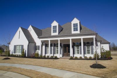 Collierville Single Family Home For Sale: 830 Cypress Pond