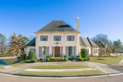 Germantown Single Family Home For Sale: 2360 Mont Alban