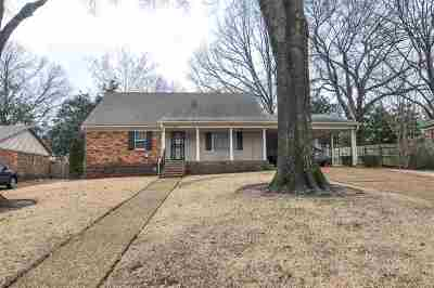 Germantown Single Family Home For Sale: 2107 Riverdale