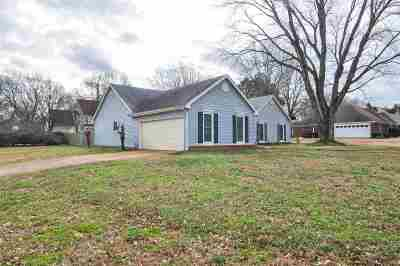 Collierville Single Family Home For Sale: 1090 Kernstown