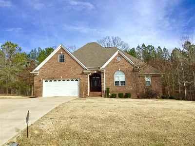 Selmer Single Family Home For Sale: 228 Hidden Oaks
