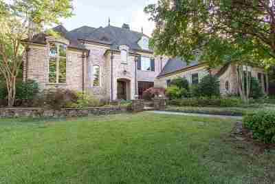 Memphis Single Family Home For Sale: 3425 Bent Grass
