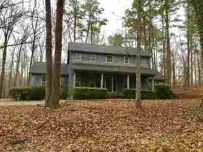 Selmer Single Family Home For Sale: 147 Oakwood