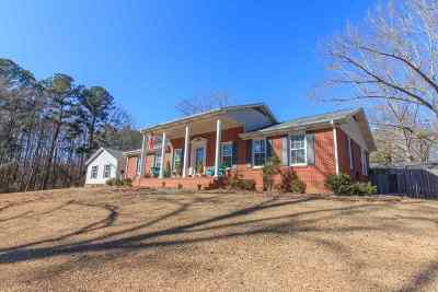 Selmer Single Family Home For Sale: 818 Lynnbrook