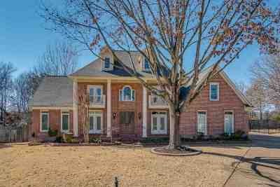 Collierville Single Family Home For Sale: 952 Hardwood View