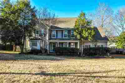 Collierville TN Single Family Home For Sale: $310,000