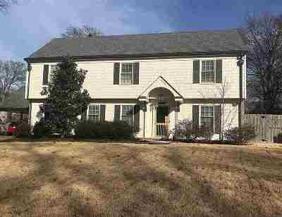 Germantown Single Family Home For Sale: 1398 Riverwood