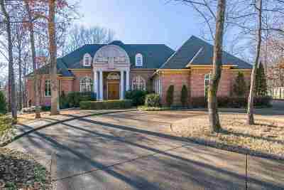 Memphis Single Family Home For Sale: 481 River Ridge