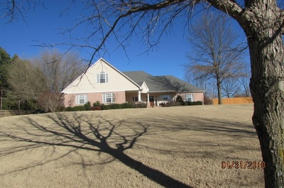 Munford Single Family Home For Sale: 130 Muriel