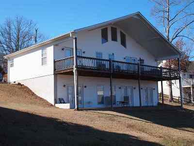 Counce Single Family Home For Sale: 155 Lakeshore